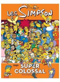 Les Simpson - Simpson Colossal - Jungle