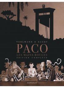 Paco Les Mains Rouges - Dargaud