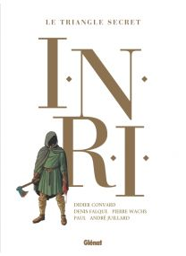 I.N.R.I - Intégrale 2021 - Glénat