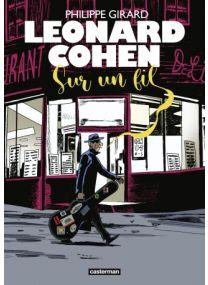 Leonard Cohen - Casterman