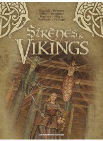 Sirènes et Vikings - Coffret tomes 1 à 4 - Les Humanoïdes Associés