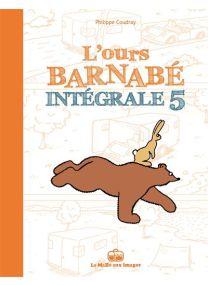 L'Ours Barnabe Integrale T5 - La Boîte à bulles