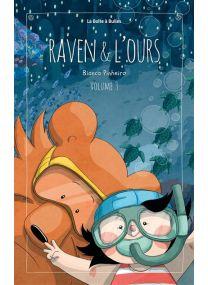 Raven Et L'Ours T3 - La Boîte à bulles