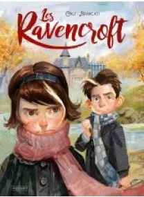 LES RAVENCROFT - LES RAVENCROFT - Les éditions Paquet