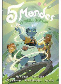5 Mondes T5 - Le Chant De L'Ambre - Gallimard