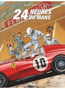 24 heures du Mans - 1961-1963 - Glénat