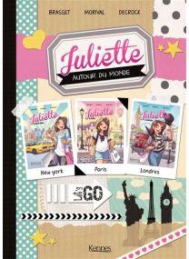 Juliette ; COFFRET T.1 A T.3 ; Juliette autour du monde - Kennes Editions