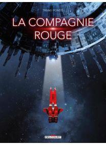 La Compagnie Rouge - Premier sang - Delcourt