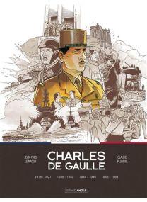 Charles de Gaulle - Intégrale Vol 1 à 4 -