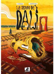 Le train de Dalí -