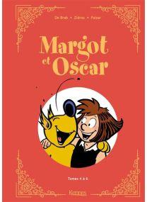 Margot Et Oscar - Recueil T04 A T06 - Margot Et Oscar T04 - T06 - Recueil - Kennes Editions