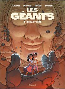 Les Géants - Tome 03 - Glénat