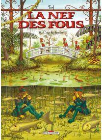 La Nef des fous T11 - Coup de théâtre - Delcourt