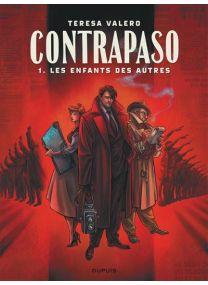 Contrapaso - Les enfants des autres - Dupuis