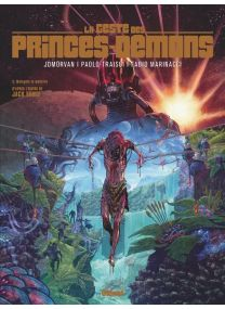 La Geste des princes Démons - Tome 02 - Glénat