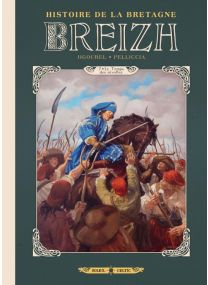 Breizh Histoire de la Bretagne T07 - Le Temps des révoltes - Soleil