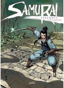 Samurai Légendes T07 - L'Île du yokaï noir - Soleil