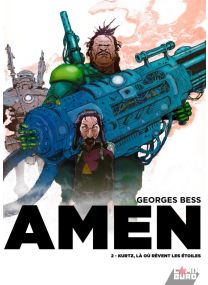 Amen - Tome 02 - Glénat