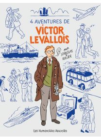 Victor Levallois - Intégrale - Les Humanoïdes Associés
