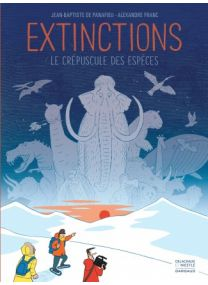 Extinctions, le crépuscule des espèces - Dargaud