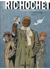 Les Nouvelles Enquêtes de Ric Hochet, Tome 5 : Commissaire Griot - Le Lombard