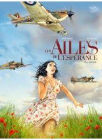 AILES DE L'ESPERANCE (LES) - T1 - ANGES - Les éditions Paquet