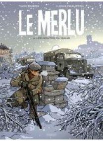 LE MERLU - T2 - LES ROUTES DU SANG - Les éditions Paquet