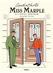 MISS MARPLE - A L'HÔTEL BERTRAM - Les éditions Paquet