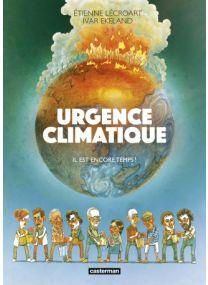 Urgence climatique - Casterman