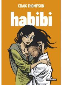 Habibi (Op roman graphique) - Casterman
