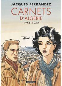 Carnets d'Algérie - L'intégrale : Cycle 2 : 1954-1962 - Casterman