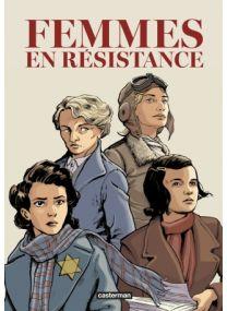 Femmes en résistance, l'intégrale - Casterman