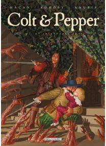 Colt et pepper T02 - Et in Arcadia ego - Delcourt
