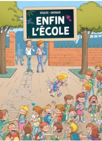 Enfin l'école - Tome 1 - Bamboo