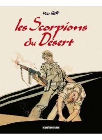 Les scorpions du désert - intégrale - Casterman