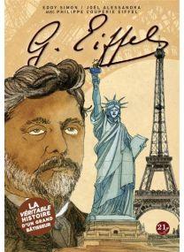 Gustave Eiffel : Le géant de fer - 21g