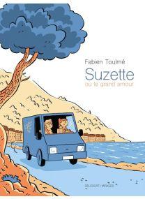 Suzette ou le Grand Amour - Delcourt