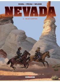 Nevada - Blue Canyon