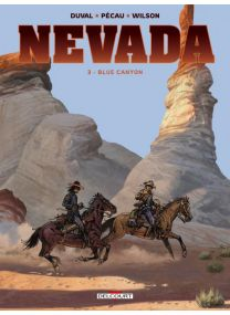 Nevada T03 - Blue Canyon - Delcourt