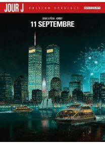 Jour J 9/11 - Édition spéciale - Delcourt