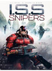 I.S.S. Snipers T01 - Reid Eckart - Soleil
