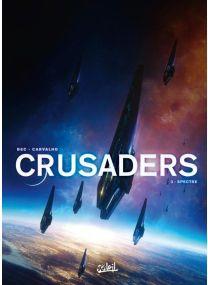 Crusaders T03 - Spectre - Soleil