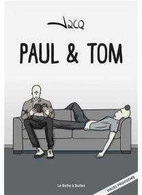 Paul & Tom - La Boîte à bulles