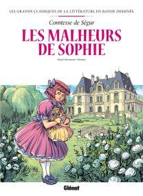 Les Malheurs de Sophie en BD - Glénat