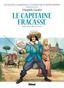 Le Capitaine Fracasse en BD - Glénat