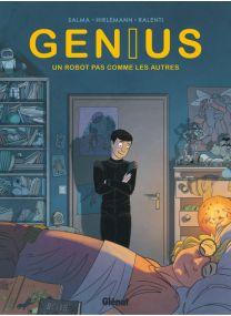 Genius - Un robot pas comme les autres - Glénat