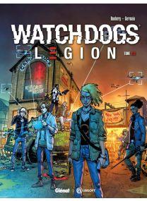 Watch Dogs Legion - Spiral Syndrom - Glénat