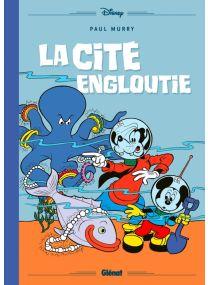 Mickey et la cité engloutie - Glénat