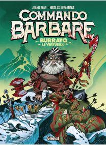 Commando Barbare - Glénat