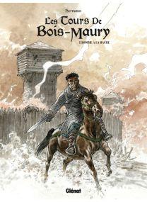 Les Tours de Bois-Maury - L'Homme à la hache (GF) - Glénat